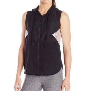 Athletic Mesh Windbreaker Vest